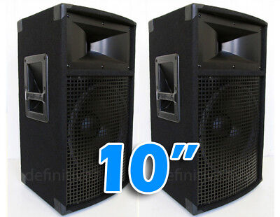 2 x 500W PA ACTIVE POWERED SPEAKER, amplifier karaoke