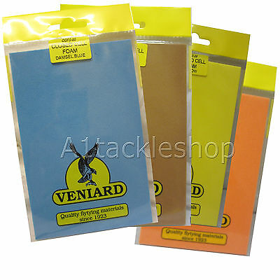 Veniard Closed Cell Foam Sheet For Craft and Fly Tying