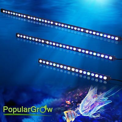 Best Color Ratio IP65 54w/81w/108w LED Aquarium Bar Light Marine FishTank Reef