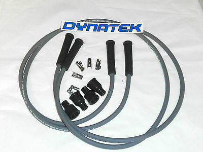Kawasaki ZXR750  DYNA performance ignition leads,caps,use with dyna coils,set  4