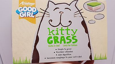 Good Girl Kitty Grass  box