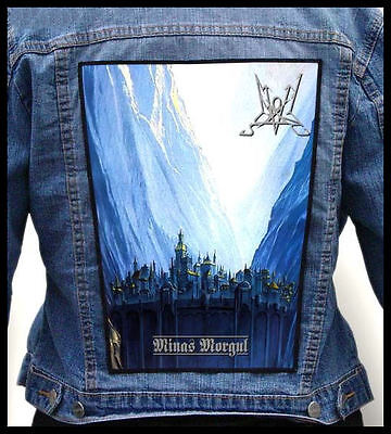 SUMMONING  --- Giant Backpatch Back Patch / Caladan Brood Elffor Falkenbach