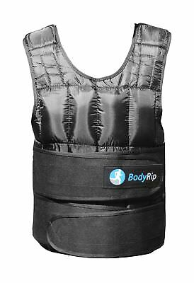 Adjustable Weighted Weight 25kg Vest Gym Training Running Comfortable Durable