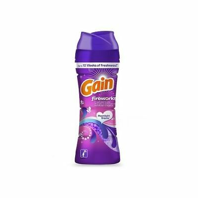 Gain Fireworks Moonlight Breeze Scent In-Wash Scent Booster