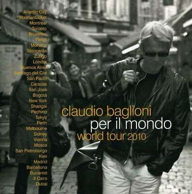 Per Il Mondo World Tour 2010 [2 CD] - Claudio Baglioni COLUMBIA