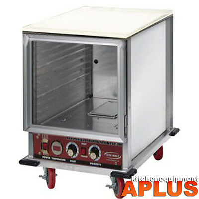 Win-Holt NHPL1810/HH 1/2 Size Undercounter NonInsulated Holding/Proofing Cabinet