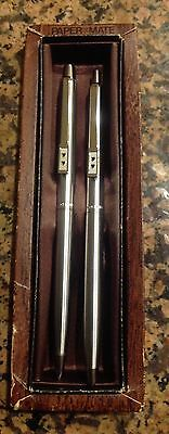 Vintage Schaeffer/Papermate Pen and Pencil set with original box NEW