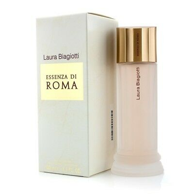 Laura Biagiotti Essenza Di Roma EDT Eau De Toilette Spray 100ml Womens Perfume