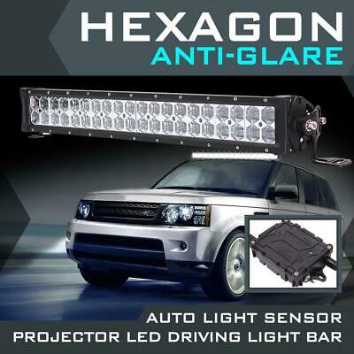 """22inch 1440W QUAD ROW LED Work Light Bar Combo Offroad SUV Driving 4WD 20/23/28"""""""