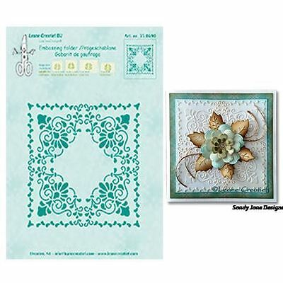 Lea'bilities Embossing Folder Curlicue - 35.0690