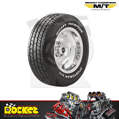 Mickey Thompson Sportsman S/T Radial w/ White Lettering (235/60R15) - MT6026