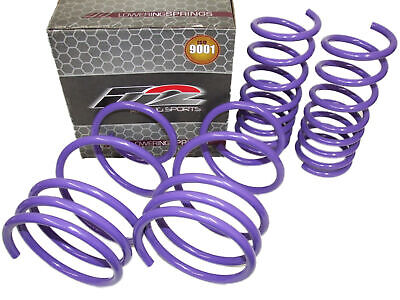 D2 Racing Lowering Springs for 02-06 Nissan Altima & 04-08 Maxima