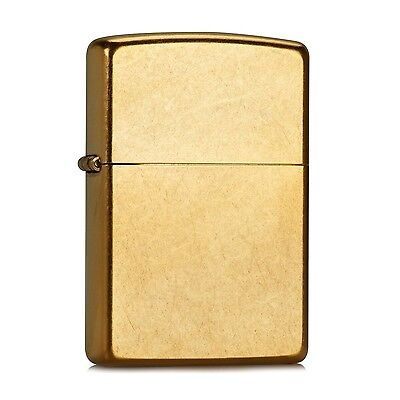 Zippo Gold Dust Windproof Lighter #207G New