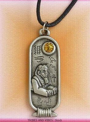 SPHINX Egyptian Zodiac Pendant Necklace Capricorn Aquarius 27 Dec 25 Jan Jewelry