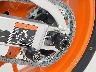 Honda CBR600RR 2005-2016 R&G racing rear swing arm spindle crash protectors