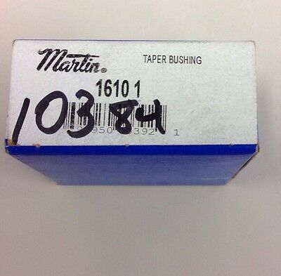 Martin 1610 1 Tapered Bushing *new In Factory Sealed Box*