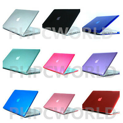 "New Crystal Clear HardShell Hard Case for Apple MacBook 12""Inch +Screen Skin"
