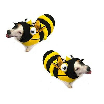 High Quality Dog Costume - BEE 3-D COSTUMES - Dress Your Dogs Like a Bumblebee