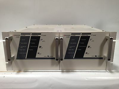 TWO Shimadzu EI-3203MD Turbomolecular Pump Controllers