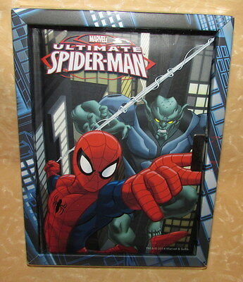 DIARIO SEGRETO fantasia SPIDERMAN    cod.11968