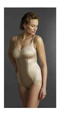New Swegmark Of Sweden Nude Support Body Shaper With Firm Tummy Support