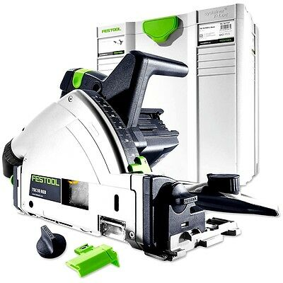 PLUNGE CUT CIRCULAR SAW CORDLESS FESTOOL TSC 55 REB LI-BASIC 201395 festo tools
