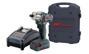 Ingersoll Rand 20V 1.5 Ah Cordless Lithium-Ion 1/2 in. Mid-Torque Impact Wrench