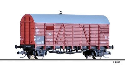 TILLIG 95215 TT Covered Goods Wagon Opole the DR Epoch III