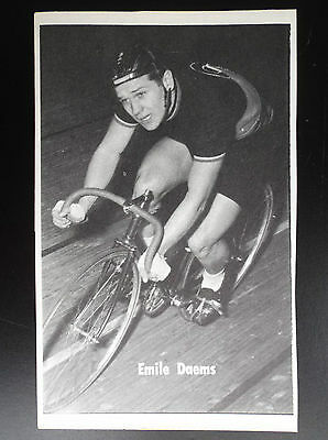 CP carte postale Lotto photo Cyclisme Emile Daems No tour de France