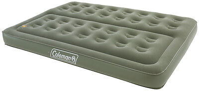 Coleman Comfort Double Camping Airbed - Dual Chamber - 188 x 137 cm