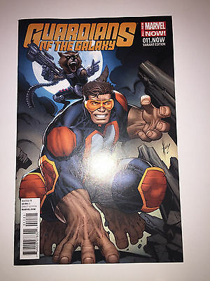 Guardians of the Galaxy 11 1:50 Dale Keown variant Marvel Trial Jean Grey 2014