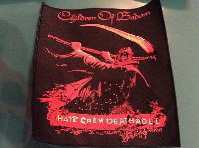 Children of Bodom Backpatch