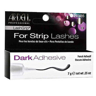 Ardell LashGrip Dark Waterproof False Cils Strip Adhésif Colle Salon Look