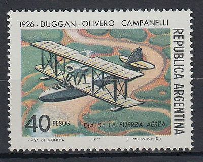 Argentinien Argentina 1977 ** Mi. 1318 Luftwaffe Air Force Airplane [sq4162]