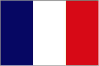 Flag of France - French Tricolore 5' x 3' (150 x 90cm)