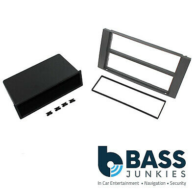 CT24FD29 Ford Fiesta 2006 On Car Stereo Single Din Facia Fascia Panel Plate