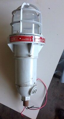 Edwards 97Dexc-Gw 24V Explosion Proof Hazardous Location Clear Strobe Light