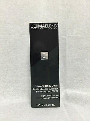 Dermablend Professional Leg and Body Cover Medium 3.4 oz / 100 ml