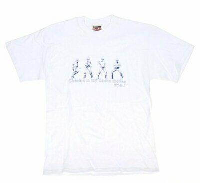 Adult Men's Napoleon Dynamite Movie Check Out My Dance Moves White T-shirt Tee