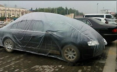 Waterproof Car Cover Coat Outdoor Sun UV Rain Resistant Snow Dust Protection