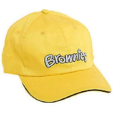 Brownie Baseball Cap Official Brownie Uniform New