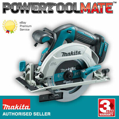 Makita DHS680Z 18V Cordless Brushless 165mm Circular Saw Naked Body Only
