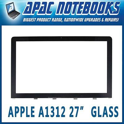 """27"""" iMAC A1312 Glass Front Panel 2009-2012 (Replacement, Installation)"""