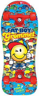 "Adrenalin Fat Boy Grommet 22"" Skateboard - Designed For The Littlies"