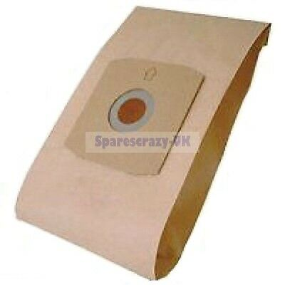 To fit VCB300 DAEWOO RC350BK Vacuum Cleaner Dust Bags - Pack of 5