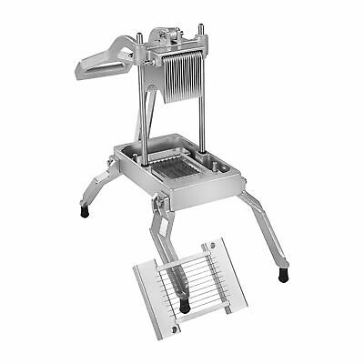 Manual Onion Cutter Vegetable Slicer Commercial Catering New Cutting Slices Cut