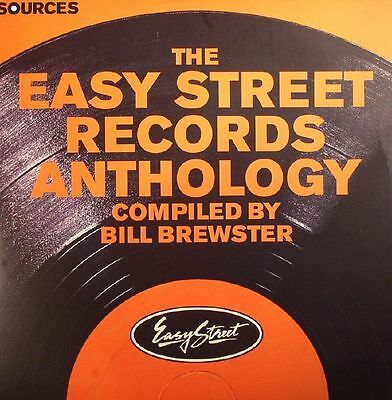 The Easy Street Records Anthology 3 X Lp Set 12 Tracks New Dance House