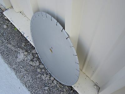 "20"" Diamond Blades for Concrete Cutting"