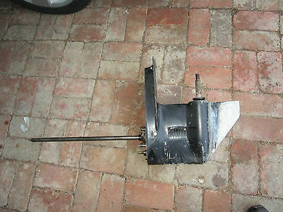 MERCURY OUTBOARD BLUEBAND 40hp  50HP LOWER LEG GEARBOX   # 6038 A17 1975 TO 1979