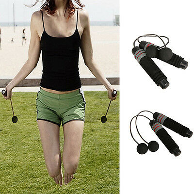 Wireless Indoor home Cordless Burning Calorie Jump Rope Skipping Fitness GYM